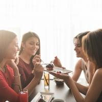 Rendez-vous pour fêter les fins de semaine entre copines