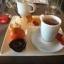 Thé ou café au Bar Roux d'Heure